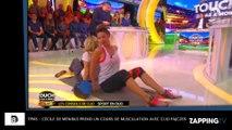 TPMS – Cécile de Ménibus prend un cours de musculation avec Clio Pajczer ! (Vidéo)