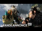 DRAGONS 2 Bande Annonce VF (2014) HD