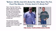 Fat Loss Diet Menu. Burn the Fat. New Weight Loss Method without Stress. No Muscle Loss