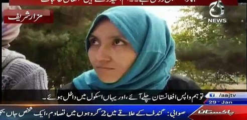 First Time Afghan Women Are Express Their Thoughts LIve