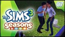 Sims 3 SEASONS -  NEW DATE NEW MAN! - EP 7
