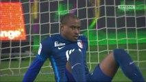 1-1 Antoine Rabillard Goal France  Ligue 1 - 29.01.2016, Olympique Marseille 1-1 Lille OSC
