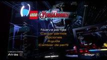 LEGO Marvel Vengadores Gameplay Español Capitulo 1 1080pHD