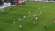 Wayne Rooney Goal - Derby County vs Manchester United 1-3 l Match Fa Cup 29_01_2016