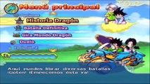 Dragon Ball Z Budokai Tenkaichi 3 : El Pelo De Goku ! - Goku, Goku GT, Kid Goku Goten Bardock Turle