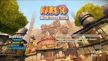 Naruto The Broken Bond : Itachi VS Sasuke , Naruto VS Rock Lee - Mostrando La Ciudad ! :D