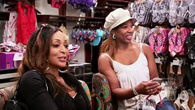The Real Housewives Of Potomac - Season 1 Episode 3 Full Episode | What A Little Whiskey Can Do / S01E03