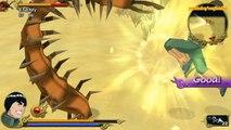 Naruto Shippuden Legends Akatsuki Rising Walkthrough Part 14 Nine Phantom Dragons Seal Jutsu 60 FPS
