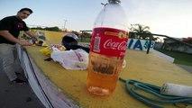 GoPro: Firesid Feebl Grind - SkateboardingIsFun powered by Th Berrics
