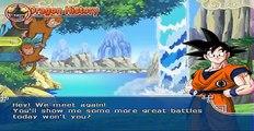 Dragon Ball Z Budokai Tenkaichi 3:DOLPHIN gameplay Goku vs Vegeta
