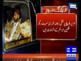 Karachi_ Rangers arrested Lyari gangwar leader Uzair Baloch