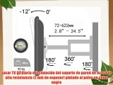 Allcam PLB126M Universal 37 40 42 46 50 55 TV Soporte de pared (sacar giro inclinaci?n) de