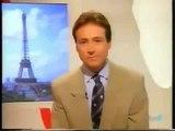 Espectacular cabreo del presentador Matias Prats