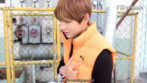[Episode] BTS  PUMA  Advertising photo shooting behind ENG SUBS