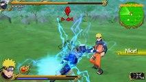 Naruto Shippuden Legends Akatsuki Rising Walkthrough Part 17 Naruto vs Sakura Kakashi Boss Fight