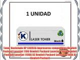 Toner Reciclado HP C4092A Impresoras compatibles:Hewlett Packard Laserjet 1100 Hewlett Packard
