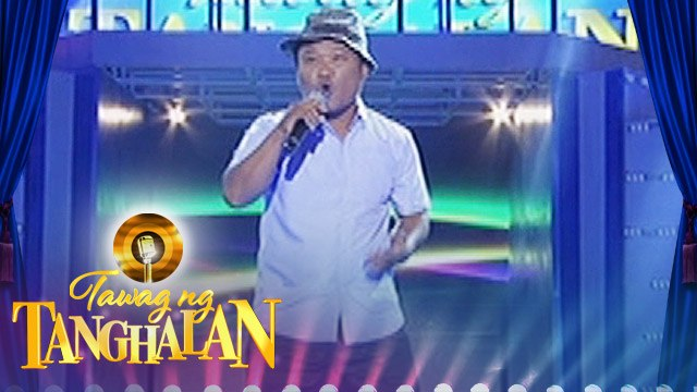 """Tawag ng Tanghalan: Dodong Permangil - """"Nais Ko"""""""