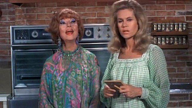Bewitched S6 E02 - Samanthas Yoo Hoo Maid