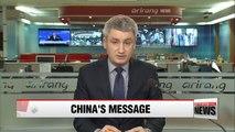 China paper warns N. Korea amid preparations for rocket launch