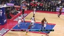 Cleveland Cavaliers vs Detroit Pistons - Highlights - January 29, 2016 - NBA 2015-16 Season