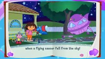 Dora the Explorer and the Three Colorful Aliens Called Dora La Exploradora en Espagnol dQwI8DS8pfo