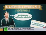 Islamophobia Awards 2016: Worst anti-Muslims of the year to get 'Racism Oscars'