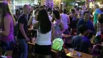 Walk Street Dance bangkok thailand 22 12 2015