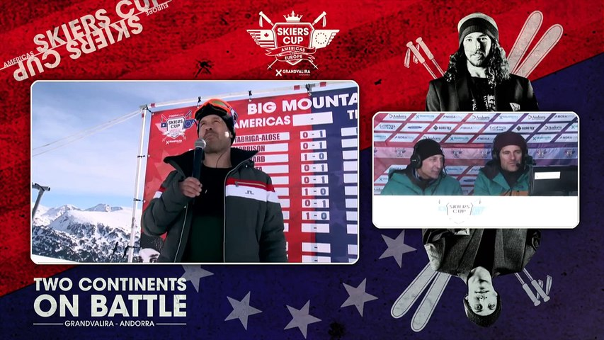 REPLAY - Big Mountain - Mora Banc Skiers Cup Grandvalira 2016