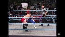 AJ Styles & Air Paris vs. Jamie Noble & Evan Karagias- WCW Thunder, Feb. 14, 2001