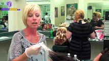 Evergreen Beauty College in Washington - Evergreen Educator Ms  Laurie Murdoch Gives Ombre Tips