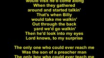 Dusty Springfield – Son Of A Preacher Man Lyrics