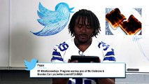 Cowboys Players Read Mean Tweets From Fans- Volume 2