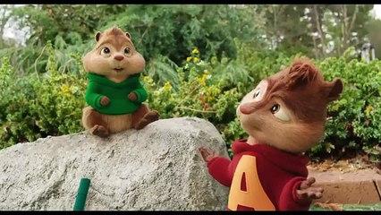 Alvin et Les Chipmunks 4  À fond la caisse