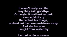 Eagles – The Girl From Yesterday Lyrics
