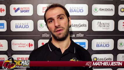 Réactions HCMAG vs Amiens