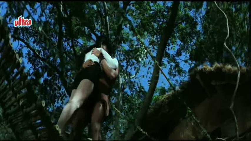 Hum To The Anjaane - Anuradha Paudwal, Jungle Love Song -