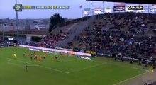 But de Romain Saiss - Angers 2-0 AS Monaco (30-1-2016)