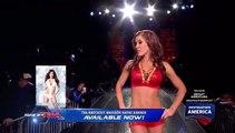 Madison Rayne Vs Gail Kim Vs Taryn Terrell   TNA