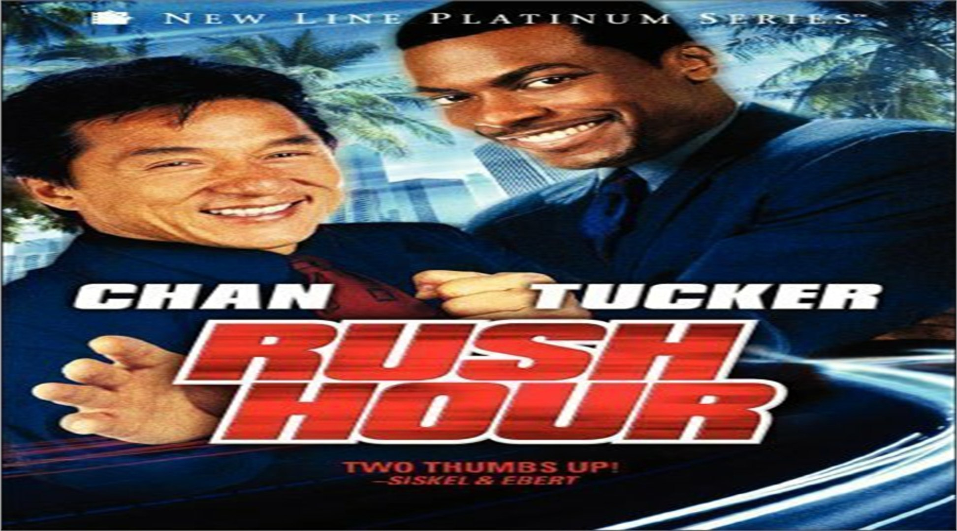 Rush Hour 1998 Hollywood Full HD Movies 720p