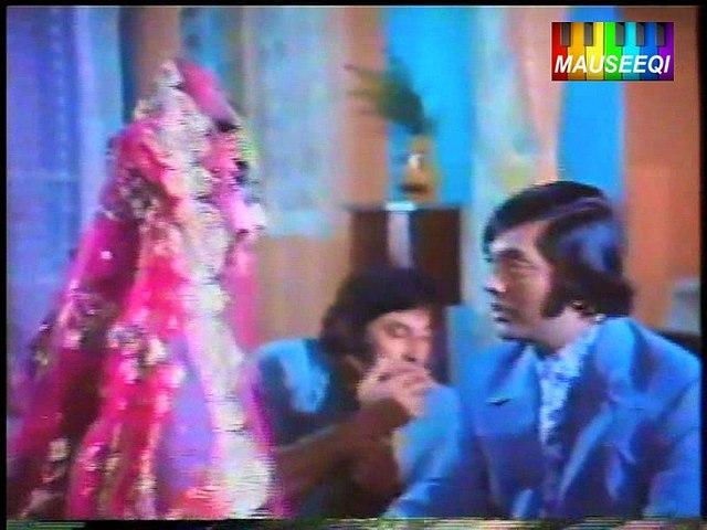 Boliay Aap Ka Hazoor Kya Khayal - Aadmi - Original DvD Nayyara Noor Vol. 1