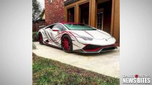 Louisiana Contractors $200,000 Lamborghini Torched by Arsonists