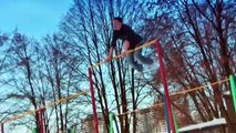 Ultimate Parkour and Freerunning Fails Compilation 2016