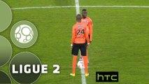 Stade Brestois 29 - Paris FC (1-0)  - Résumé - (BREST-PFC) / 2015-16