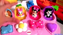 Sesame Street Surprise Pop-Up Cookie Monster, Elmo, Tayo, Mickey, PeppaPig, Minnie Singing