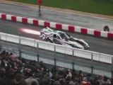 Race of champion montage guillaume, dragster, c4 wrc, r26