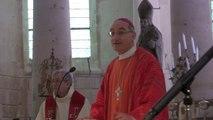 La messe de la Saint Vincent de Bourgogne à Irancy