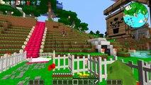 Minecraft Crazy Craft 3.0 : THE LITTLE LIZARD TREE HOUSE #42
