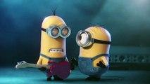 Minions Blu-Ray Official Trailer #1 (2015) - Sandra Bullock, Jon Hamm Animated Movie HD