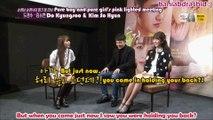 [ENG]160130 Entertainment Weekly - Do Kyungsoo (EXO's D.O.) & Kim So Hyun Interview Cut