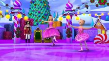 Barbie in The Pink Shoes Short Movie Christmas Special Deutsch Version
